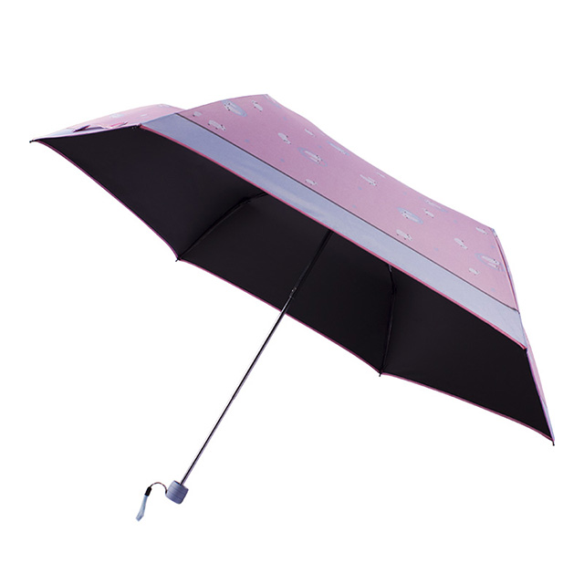 深圳市西藏11选5-雨伞厂家现货批发超细三折铅笔折叠伞