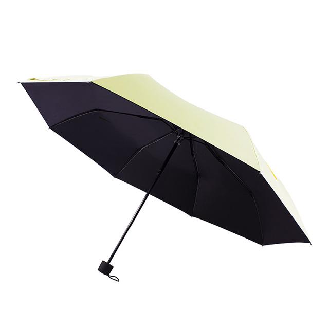 万博体育官网客户端厂家现货批发女士防晒伞三折防紫外伞可一件代发